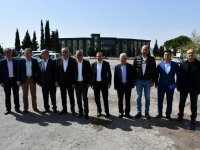 Manisa Valisi, Akhisarspor'un 49.yılını kutladı