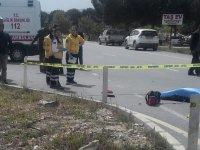 Akselendi kavşağında feci kaza! 1 kişi hayatını kaybetti