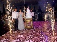 Cansu ve Orhancan evlilik yolunda ilk adımlarını attı