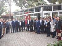 Eğitim Bir-Sen Manisa Şube Başkanından Akhisar'a ziyaret