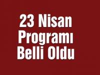 23 Nisan Ulusal Egemenlik ve Çocuk Bayramı programı belli oldu