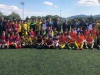 23 Nisan, yıldız erkek futbol müsabakaları tamamlandı