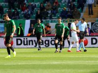 Akhisarspor: 1 Antalyaspor: 2
