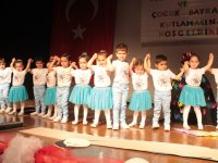 Zehra Muhittin Kavaklı Anaokulu 23 Nisan'ı kutladı