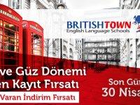 Özel Penta Kişisel Gelişim Kursunda İngilizce kampanyası