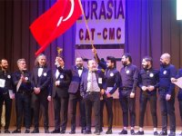 CMC CAT Türkiye Milli Takımı, Ukrayna'dan ikincilikle döndü