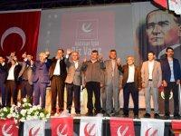 Yeniden Refah Partisi, Akhisar'da 1.Olağan kongresini yaptı