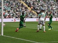 Akhisarspor, Bursa'dan golsüz beraberlikle dönüyor