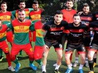 Kirazoğlu, Halı Saha Futbol Turnuvasında Finalistler belli oldu