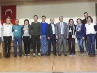 Hırvatistan'dan dönen Akhisar İHL, projenin son toplantısına ev sahipliği yaptı