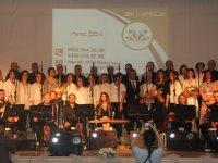 Akhisarlı müzikseverler Türk Sanat Müziği ile coştu