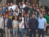 Genç Memur Sen, Akhisar'daki lise temsilcileri ile buluştu