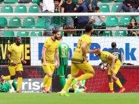 Akhisarspor evinde E. Yeni Malatyaspor'a yenilerek ligde umudu kalmadı