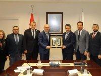 Akhisar'da hedef 100 milyon ağaç
