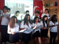 Özel Merkez Lisesi'nde 19 Mayıs'ın 100. yıl coşkusu