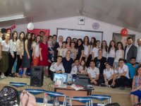 19 Mayıs, Akhisar Eksen Eğitim Kurumlarında coşkuyla kutlandı