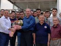 Akhisar'da T Tipi Ceza İnfaz Kurumu D Vardiyası iftarda Akhisar huzurevi ile buluştu