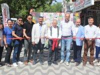 167 sokakta Görsel Sanatlar ve Teknoloji Tasarım sergisi