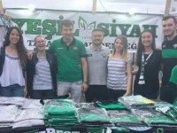 Yeşil-Siyah taraftarlar derneği, 560. Çağlak Festivali'nde