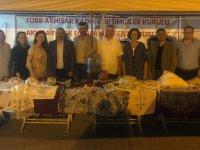 Akhisar Kadın Girişimciler Kurulu ve Halk Eğitim Merkezi, Çağlak Festivalindeki yerini aldı