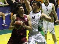 Akhisar Belediyespor Basketbol takımı Play-Off'a veda etti