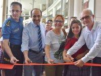 100. Yıl Ortaokulu öğrencilerinin hazırladığı sergi açıldı