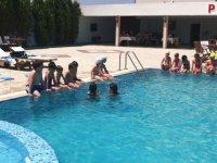 Akhisargücü yüzme yaz okulu Palm City Hotel'de başlıyor