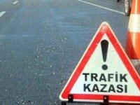 Akhisar'da kazada ağır yaralanan sürücü hayatını kaybetti