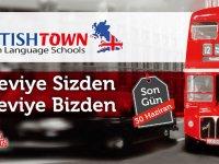Penta Kişisel Gelişim Kursunda British Town yayınlarıyla İngilizce için yeni kurlar