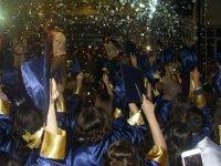 Namık Oğul Anadolu Lisesi mezuniyet coşkusu