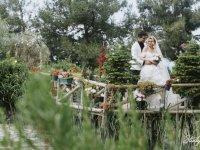 Düğün sezonuna farklı konseptlerle damga vuracaklar!