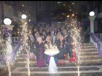 Adnan Menderes Kız Anadolu İHL'de ilk mezuniyet coşkusu