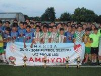 U12 Proje ligleri finali Akhisar'da yapıldı