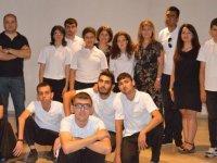 Kapaklı Zeliha Keskinoğlu Özel Eğitim Uygulama Okulundan muhteşem şov!