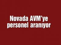 Novada AVM'ye personel aranıyor