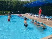 Ege Yüzme Akademide Ağustos ayı hariç tüm kontenjanlar doldu