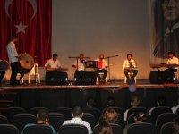 AKSAD'tan Müzikle dolu bir gece