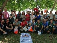 Cumhuriyet MTAL öğretmenleri oryantiring etkinliğinde buluştu