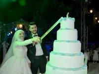 Zeynep ile Mustafa mutluluğa evet dedi
