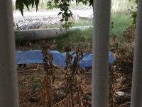 Akhisar'da intihar! Tren Yolunda Kendini Astı