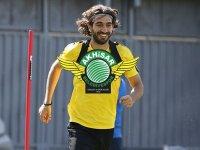 Akhisarspor, Osmanlıspor'dan Burhan Eşer ile anlaştı