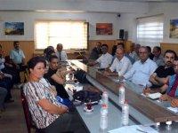 Kurum yetkililerine Açık Kapı semineri