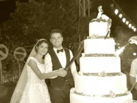 VIP Salonda muhteşem bir düğün ile mutluluğa evet dediler