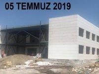Akhisar Merkez Lisesi'nin inşaatı son aşamada