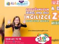 Akhisar'da İngilizce konuşamayan çocuk kalmasın! Duyuru