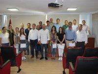 ATSO'dan Akhisar Proje Yazıyor eğitimi