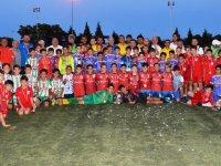U11 liginde Yıldırımspor il ikincisi oldu