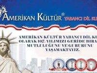 Amerikan Kültür Dil Kursu 107 yaşında