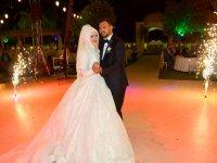 İpek ile Mustafa mutluluğa evet dedi