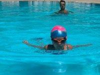 Ege Yüzme Akademide ikinci tur yapılan yüzme sınavınla tamamlandı